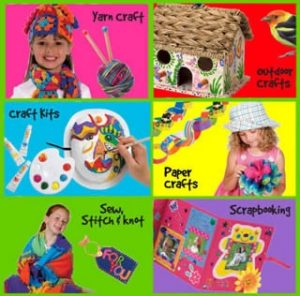 Craft Supplies: Scrapbooking, Needle Art, Knitting, Paper Crafts, Dies & Stamps, Quilting, Painting and Drawing Kits for kids and adults!