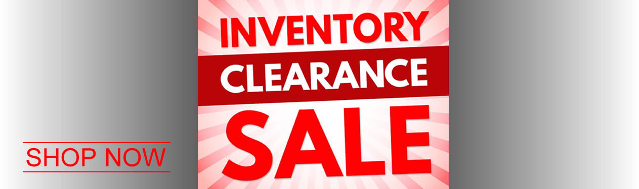 Stock inventory clearance sale! Deals - Bargains - Closeouts - Huge Discounts