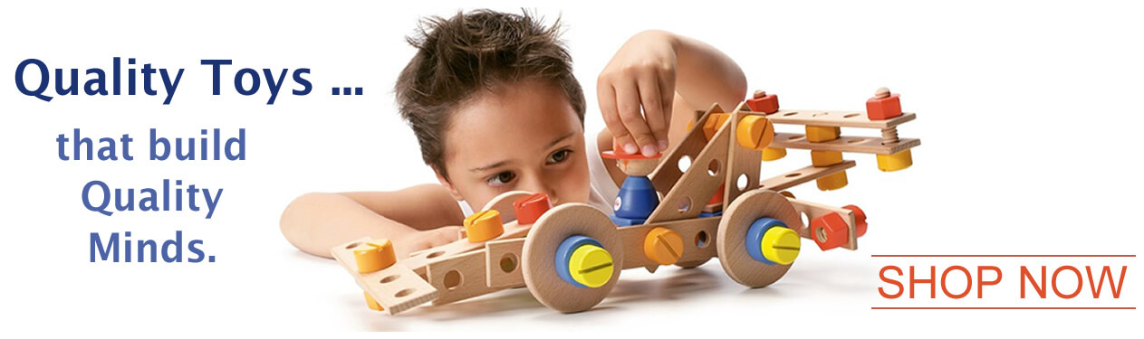 Quality Toys for Quality Minds. Toy Store USA - Quality Learning Toys, Building Toys, Baby & Toddler Toys, Race Sets and Toy Trains at Discount Prices!